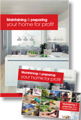 Maintaining & Preparing Your Home For Profit