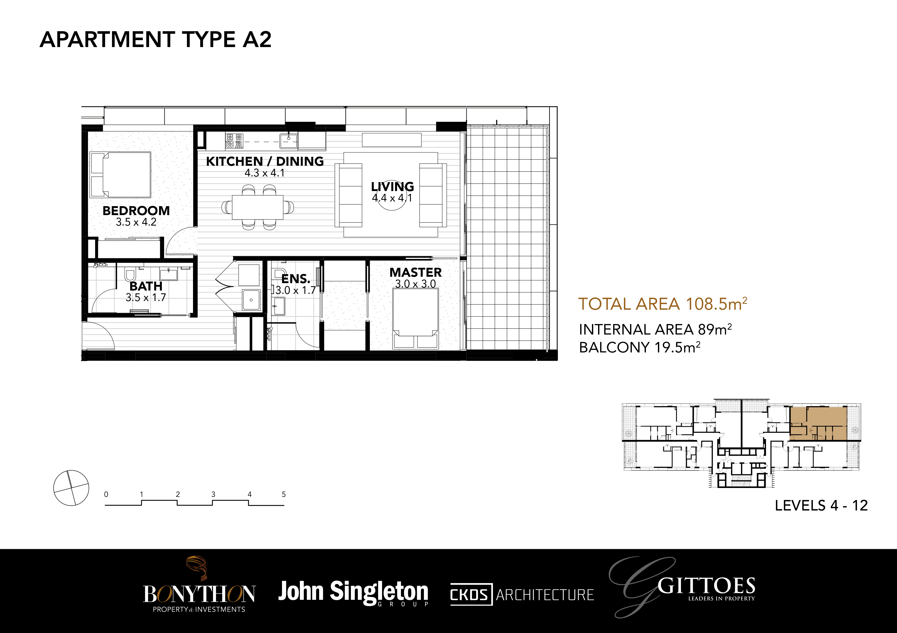 Apartment Style A2